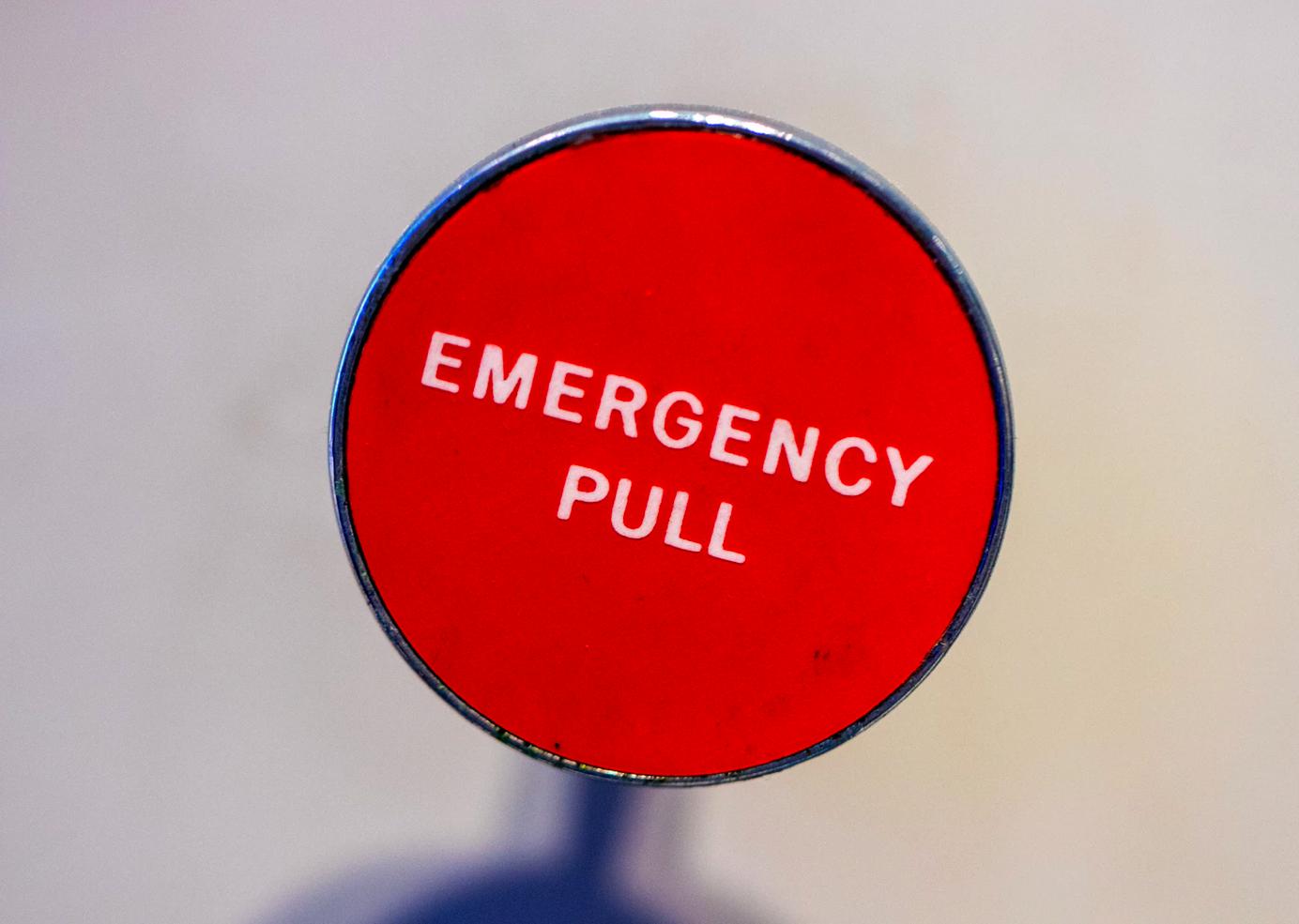 emergency pull